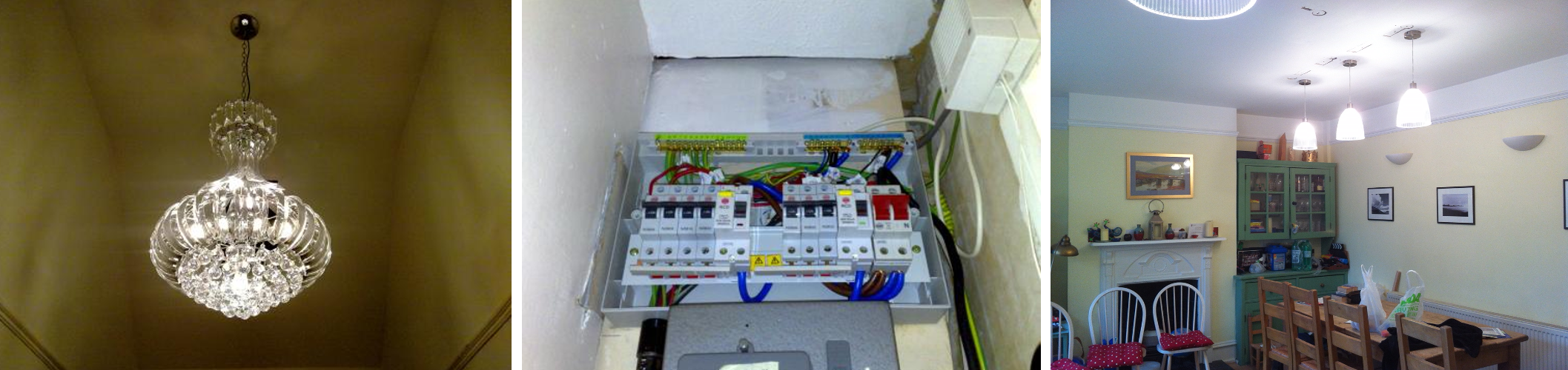 OHM electrical services london