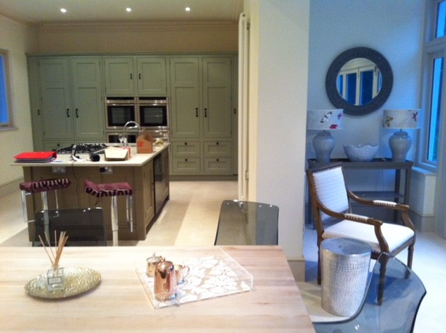 OHM Kitchen remodeling and refurbishing services london
